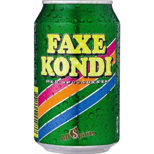 Faxe Kondi Dänemark 24 x 0,33 l inkl. Pfand