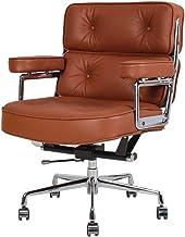 Amazon Com Genuine Leather Chair