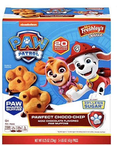 Mrs. Freshleys Paw Patrol Muffins, 8.25 Oz (Pack Of 072250020367)