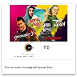 """ZEE5 GyFTR Insta Gift Voucher shall have a validity of minimum 1 month. ZEE5 GyFTR Insta Gift Voucher is DELIVERED on your E-Mail instantly. How to Redeem: The E-Mail contains the VOUCHER CODE. Login to your account on ZEE5 website or app. Click on """"..."""