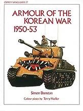 Armour of the Korean War 1950-53 (Vanguard)