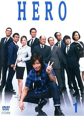 ドラマ2期『HERO』(2014)