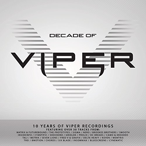 Decade of Viper (10 Years of Viper Recordings) [Explicit]