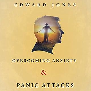 Overcoming Anxiety & Panic Attacks audiobook cover art