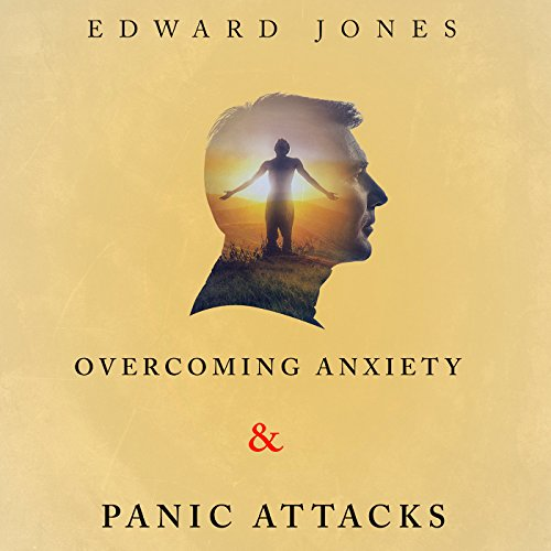 Overcoming Anxiety & Panic Attacks audiobook cover art