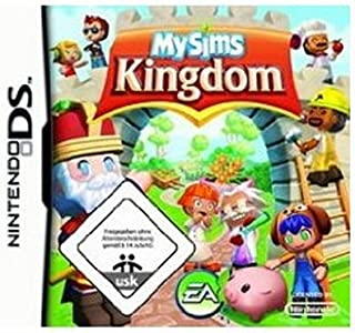 Electronic Arts MySims Kingdom, DS - Juego (DS)