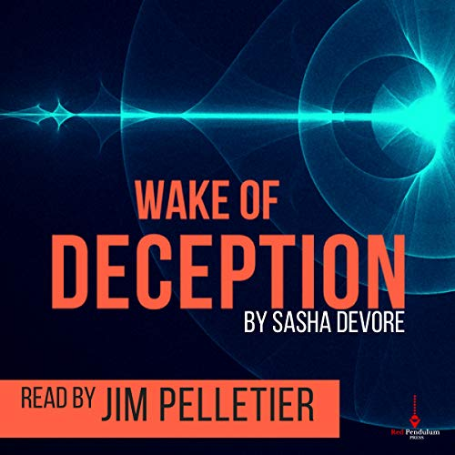 Wake of Deception audiobook cover art
