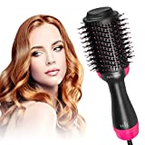 Felicigeely One Step Hair Dryer & Volumizer,Hot Air Brush,3 in1 Styling Brush Styler, Negative Ion...