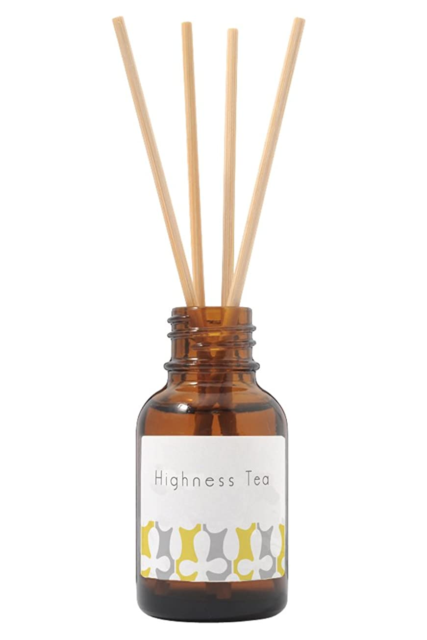 堂々たるボイド素朴なHighness Tea( ハイネスティー) リードディフューザー 20ml