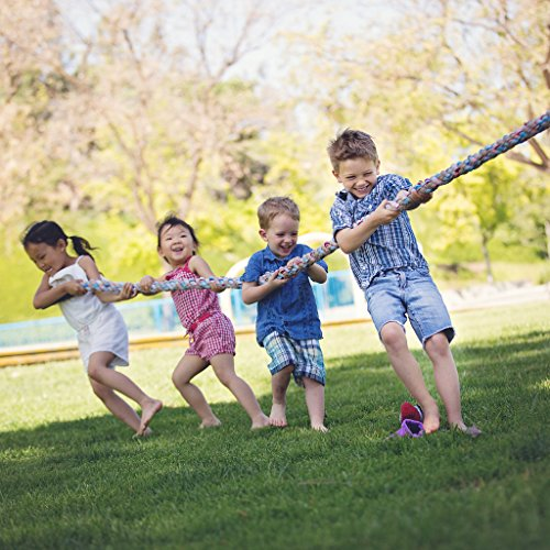 "Tug of War | 16' Tug of War Rope | 1.5"" Thick Game Rope 