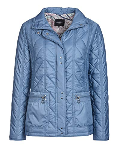 Bexleys Woman by Adler Mode Damen mit Stehkragen eisblau 46