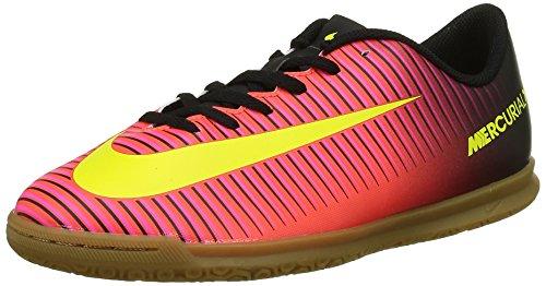 Nike - Jr Mercurialx Vortex III IC, Scarpe da Calcio Unisex Bambini