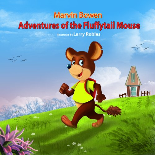 Adventures of the Fluffytail Mouse cover art