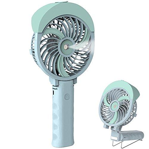 Le ventilateur brumisateur de poche Daite T104