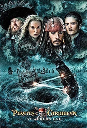 Pirates Of The Caribbean At World'S End : ScreenPlay (English Edition)