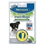Phytosoin - 091805 - Collier Insectifuge Chiots - Système de Sécurité