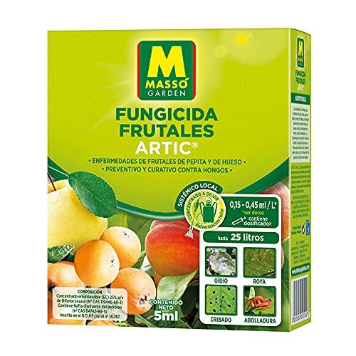 FUNGICIDA FRUTALES ARTIC 5 M.L.