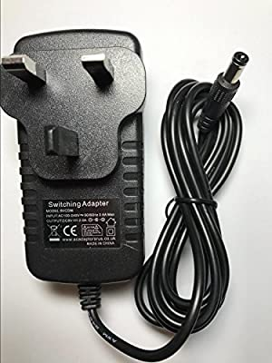 8V AC Adaptor for V-fit MPTCR2 Programmable Magnetic Recumbent Exercise Bike