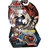 Bakugan, Darkus Dragonoid, 2-inch Tall Collectible Transforming Creature, for Ages 6 and Up