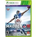 Madden NFL 16 - Xbox 360 (Renewed)