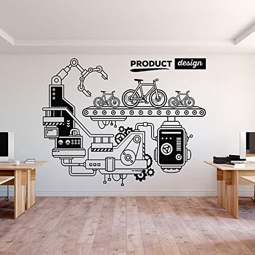 Arte etiqueta de la pared diseño de producto vinilo etiqueta de la pared producto del gabinete etiqueta de la pared deportes fitness