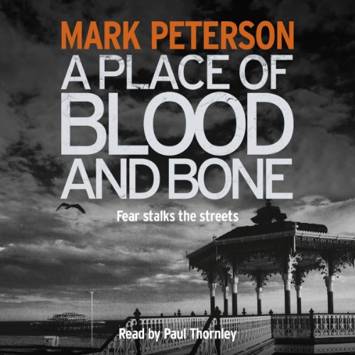 A Place of Blood and Bone audiobook cover art
