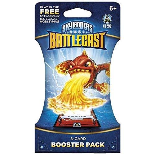 Skylanders Battlecast Booster Pack - 8 karten