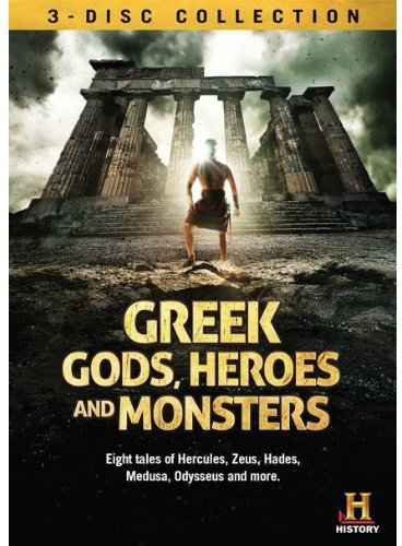 Greek Gods, Heroes And Monsters [DVD]