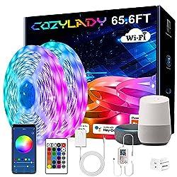 Image of Cozylady LED Strip Lights...: Bestviewsreviews