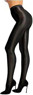 Women 60D Shaping Stockings Plus Size Sexy Pantyhose Flash Oil Shiny Dance Socks Ultra Shimmery Stretch Skinny Tight