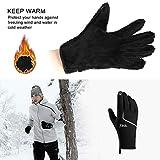 Zoom IMG-1 tagvo invernali guanti da ciclismo