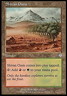 Best mtg shivan oasis Reviews