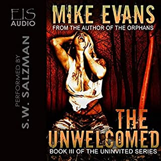 The Unwelcomed audiobook cover art