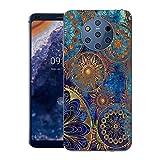 CaseExpert Nokia 9 PureView Case, Pattern Soft Slim Gel