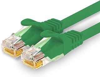 1CONN - 10 m netwerkkabel, ethernet, LAN- & patchkabel voor maximale internetsnelheid en verbindt alle apparaten met RJ 4...
