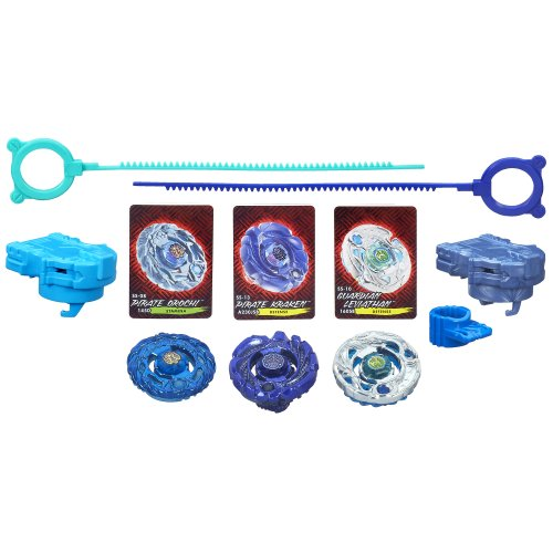 Beyblade Shogun Steel Battle Tops Water Team Set(Discontinued by manufacturer)