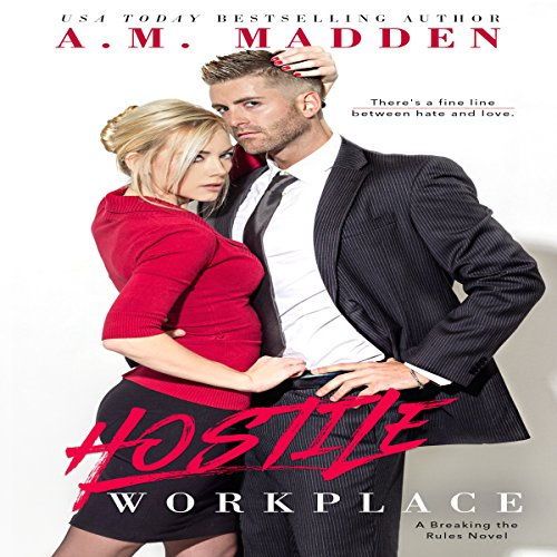 Hostile Workplace audiobook cover art