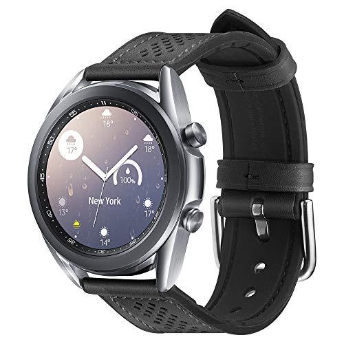 Spigen Retro Fit Compatible con Samsung Galaxy Watch 3 41mm Correa Band...