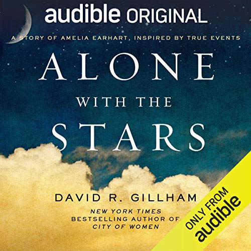 Alone with the Stars audiobook cover art