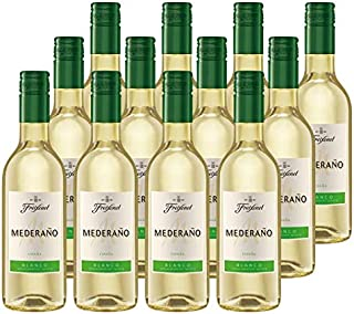 Freixenet Mederaño Blanco Cuvée Halbtrocken, 12 x 0,25 l