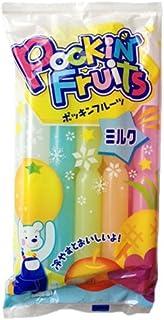 マルゴ ポッキンフルーツミルク 10本入 【12袋セット】