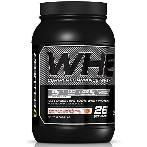 Cellucor Performance Whey Protein Supplement, Cinnamon, 2 Pound