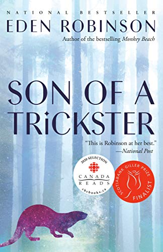 Son of a Trickster (The Trickster trilogy)