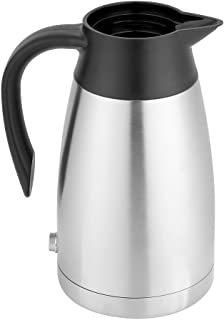 Electric Kettle, Auto Shut Off Electric Water Kettle 1000Ml Hot Water Kettle Electric Water Boiler, 24V for Car Electric K...