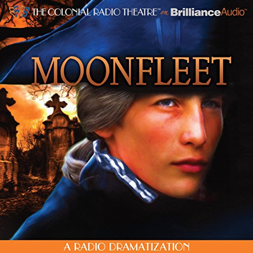 Moonfleet audiobook cover art