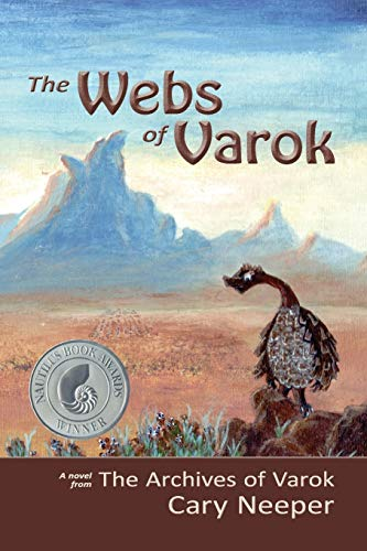 Book: The Webs of Varok by Cary Neeper