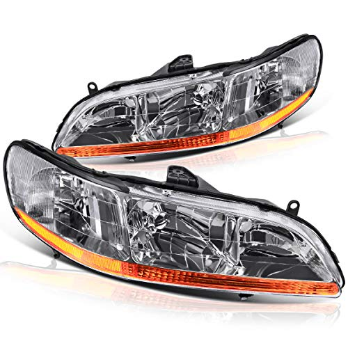 01 honda accord coupe headlights - 7