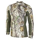 Raptor Hunting Solutions Realtree AP Tarnung Grün im Jagd -Pullover(XL)