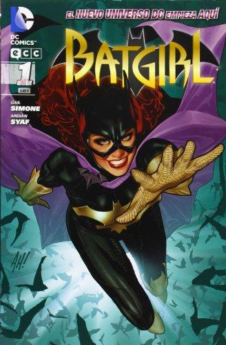 Batgirl núm. 01 (Batgirl (Nuevo Universo DC))