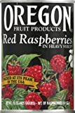 Oregon Raspberry Red, 15 oz
